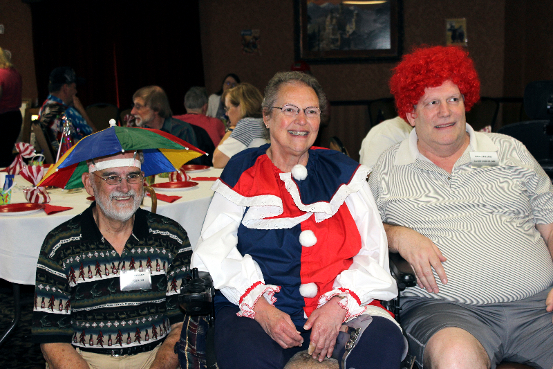 john-linda-and-ron-in-clown-dress
